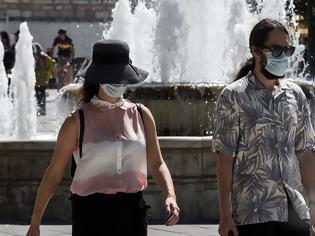 Φωτογραφία για Στο «κόκκινο» το κέντρο της Αθήνας - Πάνω από 900 τα κρούσματα
