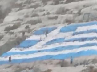 Φωτογραφία για Τουρκική δολιοφθορά στο Καστελόριζο: Έρευνες για τη βεβήλωση της ελληνικής σημαίας