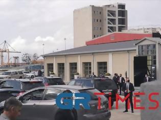 Φωτογραφία για Θεσσαλονίκη: Δρακόντεια μέτρα ασφαλείας για την επίσκεψη Πομπέο - Πράκτορες, ελικόπτερα και άντρες στις ταράτσες (φωτό)