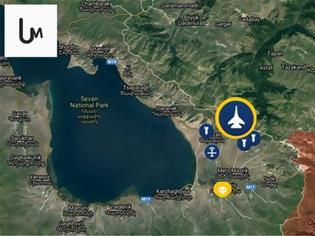 Φωτογραφία για Αρμενία: «Τουρκικό F-16 κατέρριψε αρμένικο μαχητικό» ΒΙΝΤΕΟ