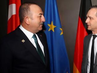 Φωτογραφία για Τα είπαν τηλεφωνικά Μάας - Τσαβούσογλου για τις επικείμενες συνομιλίες Ελλάδας - Τουρκίας