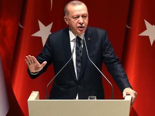 Φωτογραφία για Ερντογάν: Έστειλε επιστολή στους Ευρωπαίους ηγέτες πλην Μητσοτάκη και Αναστασιάδη