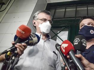 Φωτογραφία για Τσιόδρας: Η Αθήνα δεν πάει καλά. Δεκάδες κρούσματα κοροναϊού σε οίκο ευγηρίας