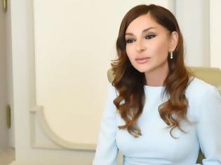 Φωτογραφία για Αζερμπαϊτζάν: Ποια είναι η πρώτη κυρία της χώρας που «ευγνωμονεί» τον Ερντογάν
