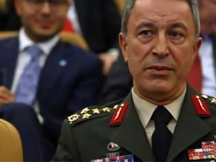 Φωτογραφία για Ακάρ: Την αποστρατικοποίηση του Καστελόριζου ζητάει ο Τούρκος υπουργός Άμυνας