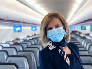 Φωτογραφία για Συστάσεις για ασφαλή αεροπορικά ταξίδια στη διάρκεια της πανδημίας. Πόσο καθαρός είναι ο αέρας στο αεροπλάνο;