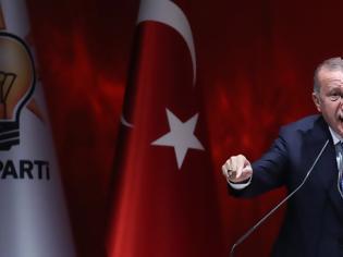 Φωτογραφία για Επιμένει στις προκλήσεις ο Ερντογάν: Παραμένουμε στο πλευρό των «καταπιεσμένων» από την Ανατολική Μεσόγειο μέχρι τον Καύκασο