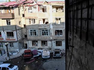 Φωτογραφία για Χωρίς τέλος οι συγκρούσεις στο Ναγκόρνο Καραμπάχ: Το Μπακού απειλεί να καταστρέψει εγκαταστάσεις μέσα στην Αρμενία