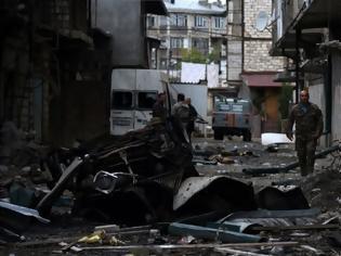 Φωτογραφία για Το Ναγκόρνο Καραμπάχ αποσύρει στρατιώτες του από «ορισμένους τομείς του μετώπου»