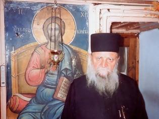 Φωτογραφία για Η πρώτη επαφή τού παπα Χαράλαμπου τού Διονυσιάτη μέ τόν Οσιο Ιωσήφ τόν Ησυχαστή