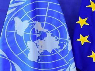 Φωτογραφία για Ο στρουθοκαμηλισμός της Ε.Ε. και η απατεωνιά του ΟΗΕ