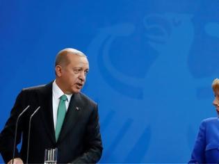 Φωτογραφία για Μέρκελ σε Ερντογάν: Να γίνουν «γρήγορα βήματα» για την αποκλιμάκωση στην Ανατολική Μεσόγειο