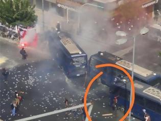 Φωτογραφία για Δίκη Χρυσής Αυγής: «Ογανωμένο σχέδιο μπαχαλάκηδων» λέει η Αστυνομία για τα επεισόδια στο Εφετείο