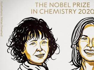 Φωτογραφία για Νόμπελ Χημείας σε μία Γαλλίδα και μία Αμερικανίδα