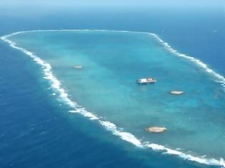 Φωτογραφία για Κολμπαϊνσέι και Οκινοτορισίμα: Δύο νησιά που χάνονται και οι «μάχες» για την ΑΟΖ τους
