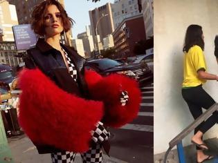 Φωτογραφία για Top model εξαφανίστηκε από τη Νέα Υόρκη και βρέθηκε με αμνησία σε φαβέλα της Βραζιλίας