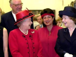 Φωτογραφία για Βασίλισσα Ελισάβετ – Μάργκαρετ Θάτσερ: Πίσω από τα χαμόγελα τα... μαχαιρώματα