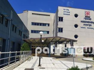 Φωτογραφία για Νοσοκομείο Πύργου: Ανησυχία μετά τις παραιτήσεις γιατρών στη ΜΕΘ