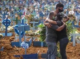 Φωτογραφία για «Σαρώνει» τη Λατινική Αμερική ο κορωνοϊός - Πάνω από 150.000 οι νεκροί στη Βραζιλία