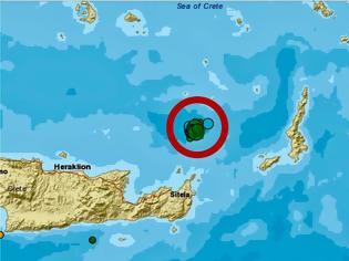Φωτογραφία για Σει Κρήτη: Πάνω από 25 δονήσεις μέσα σε 18 ώρες