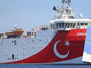 Φωτογραφία για Γιατί ο Ερντογάν το τραβάει στα άκρα με το Oruc Reis