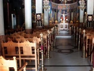 Φωτογραφία για Ιερέας αρνητής μάσκας στη Θεσσαλονίκη: «Δεν την επιτρέπω στην εκκλησία - Είναι εμπαιγμός στο Άγιο Πνεύμα»