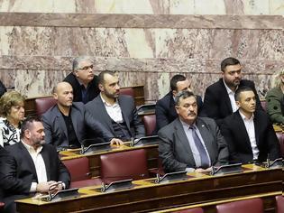Φωτογραφία για Πόσο θα κάτσουν στη φυλακή τα μέλη της Χρυσής Αυγής