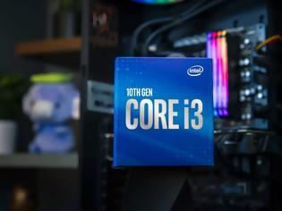 Φωτογραφία για ΣΤΗΝ ΑΓΟΡΑ ο entry level CPU Intel Core i3-10100F