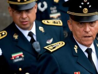 Φωτογραφία για Συνελήφθη στις ΗΠΑ πρώην υπουργός Άμυνας του Μεξικού