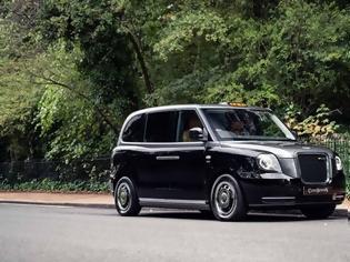 Φωτογραφία για Λονδρέζικο ταξί VIP's