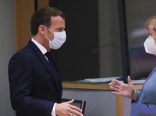 Φωτογραφία για Μέρκελ - Μακρόν για το Brexit: «Έτοιμοι για συμφωνία, αλλά όχι με οποιοδήποτε τίμημα»