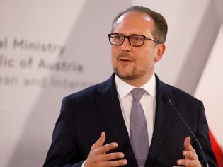 Φωτογραφία για Θετικός ο Αυστριακός υπουργός Εξωτερικών