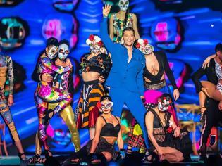 Φωτογραφία για Στο Μega το MadWalk και τα MAD VMA;