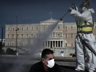 Φωτογραφία για Κορονοϊός: 482 τα νέα κρούσματα και 10 θάνατοι στη χώρα – Στους 83 οι διασωληνωμένοι ασθενείς