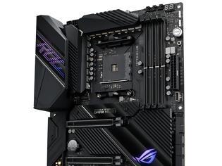 Φωτογραφία για ΜΗΤΡΙΚΗ ROG Crosshair VIII της ASUS για την νέα γενιά AMD