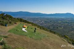 Ολοκληρώθηκε με επιτυχία η Ελληνική Λίγκα Αλεξιπτώτου Πλαγιάς στο Αγρίνιο