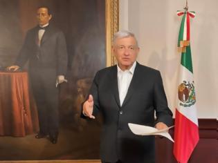 Φωτογραφία για Μεξικό: «Πυρά» του προέδρου για τον ρόλο της δίωξης ναρκωτικών των ΗΠΑ στη χώρα του