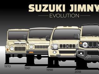 Φωτογραφία για Suzuki  Samurai - Samurai Jimny