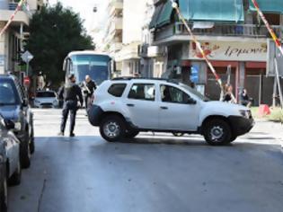 Φωτογραφία για Πυροβολισμοί στο κέντρο της Αθήνας - Ένας τραυματίας