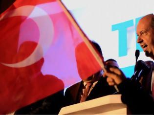 Φωτογραφία για Ερσίν Τατάρ: «Tείνω χείρα ειρήνης, χείρα φιλίας προς τον ελληνοκυπριακό λαό»