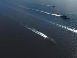 Φωτογραφία για Συγκέντρωση του Τουρκικού στόλου στον Κόλπο του Ξηρού