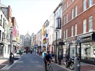 Φωτογραφία για Ιρλανδία γίνεται η πρώτη χώρα της ΕΕ που επιβάλλει καθολικό «lockdown» έξι εβδομάδων