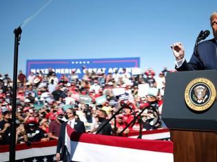 Φωτογραφία για ΗΠΑ: Η Exxon διαβεβαιώνει ότι ο Τραμπ δεν έχει ζητήσει συνεισφορά στην προεκλογική του εκστρατεία