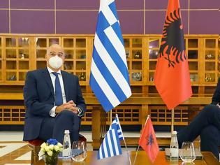 Φωτογραφία για Ελλάδα - Αλβανία πάνε στη Χάγη για τις θαλάσσιες ζώνες
