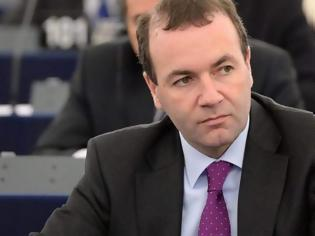 Φωτογραφία για Υπέρ της αναστολής της τελωνειακής ένωσης ΕΕ-Τουρκίας ο Μάνφρεντ Βέμπερ