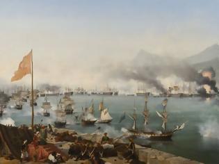 Φωτογραφία για Ρωσικό ΥΠΕΞ : Αναφορά στη «Ναυμαχία στο Ναβαρίνο» και στη βύθιση του Οθωμανικού Στόλου