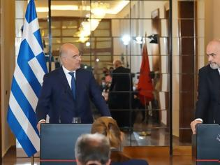 Φωτογραφία για Ελλάδα - Αλβανία: Η απόφαση να πάνε στη Χάγη για τις θαλάσσιες ζώνες