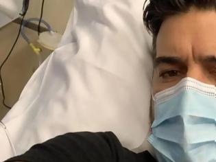 Φωτογραφία για Ο λόγος που νοσηλεύεται στο νοσοκομείο ο Γιάννης Τσιμιτσέλης