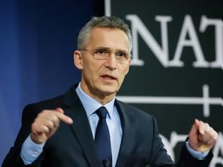 Φωτογραφία για Στόλτενμπεργκ: Το ΝΑΤΟ ανησυχεί για την ένταση στην Ανατολική Μεσόγειο
