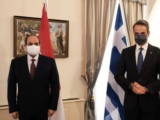 Φωτογραφία για Μητσοτάκης για ΑΟΖ με Αίγυπτο: Έτσι λύνουν τα γειτονικά κράτη τις διαφορές τους, με διάλογο
